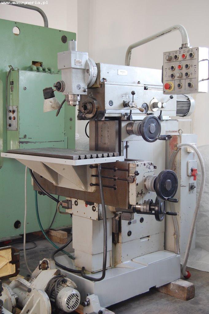 Frezarka narzędziowa AVIA FND 32