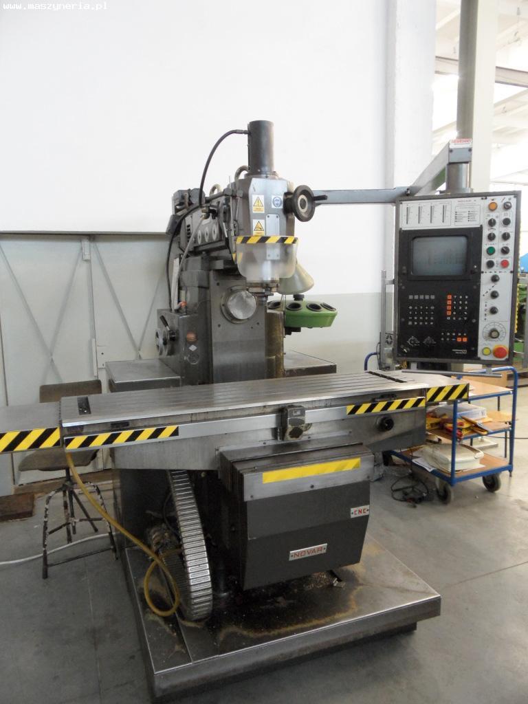 Frezarka CNC NOVAR 1500