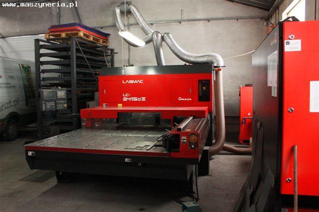 Laser CNC AMADA LC 2415 ALPHA III