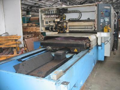 LASER MAZAK NEW TURBO - X48. Foto1