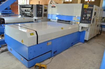 LASER MAZAK NEW TURBO - X 48/1,5 KW. Foto1