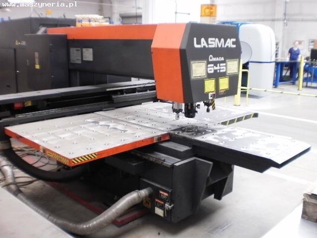 Wykrawarka laserowa AMADA LCE 645