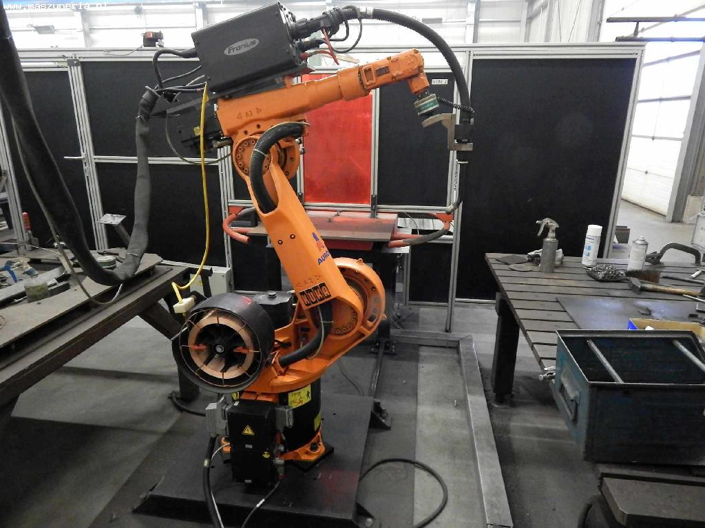Bardzo dobryFantastyczny ROBOT SPAWALNICZY KUKA KR 6-2. Foto1 XJ68