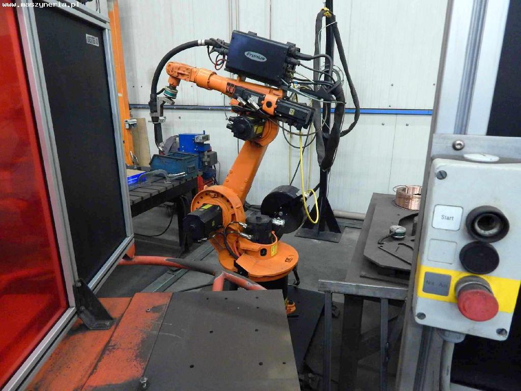 Cudowna ROBOT SPAWALNICZY KUKA KR 6-2. Foto2 BF94
