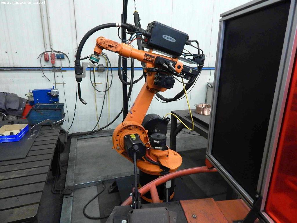 Aktualne ROBOT SPAWALNICZY KUKA KR 6-2. Foto3 BU06