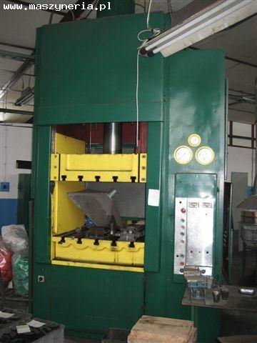 Prasa hydrauliczna PHM 160 A