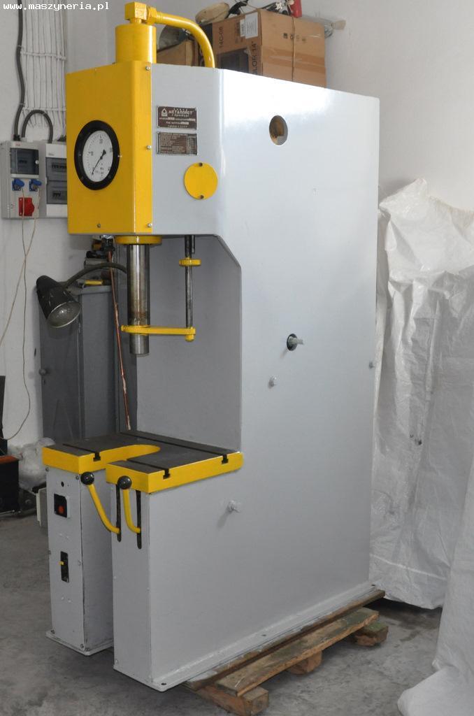 Prasa hydrauliczna wysięgowa P 6320 10 TON
