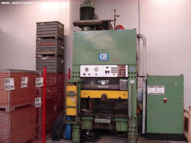 Prasa hydrauliczna HYLATECHNIK HESSP 250 1,5 XA4