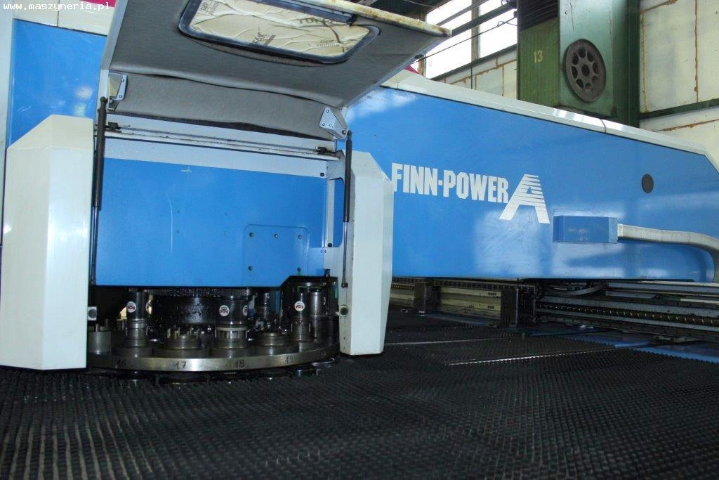 Wykrawarka FINN-POWER A 5 F