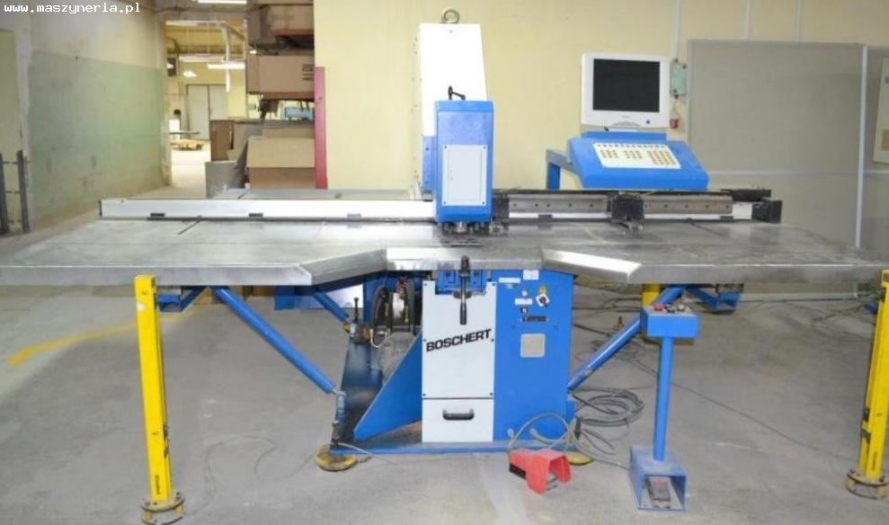 Detaillierung professionelles Design Schnelle Lieferung WYKRAWARKA BOSCHERT ECCO LINE EL 750 CNC Z. Foto2