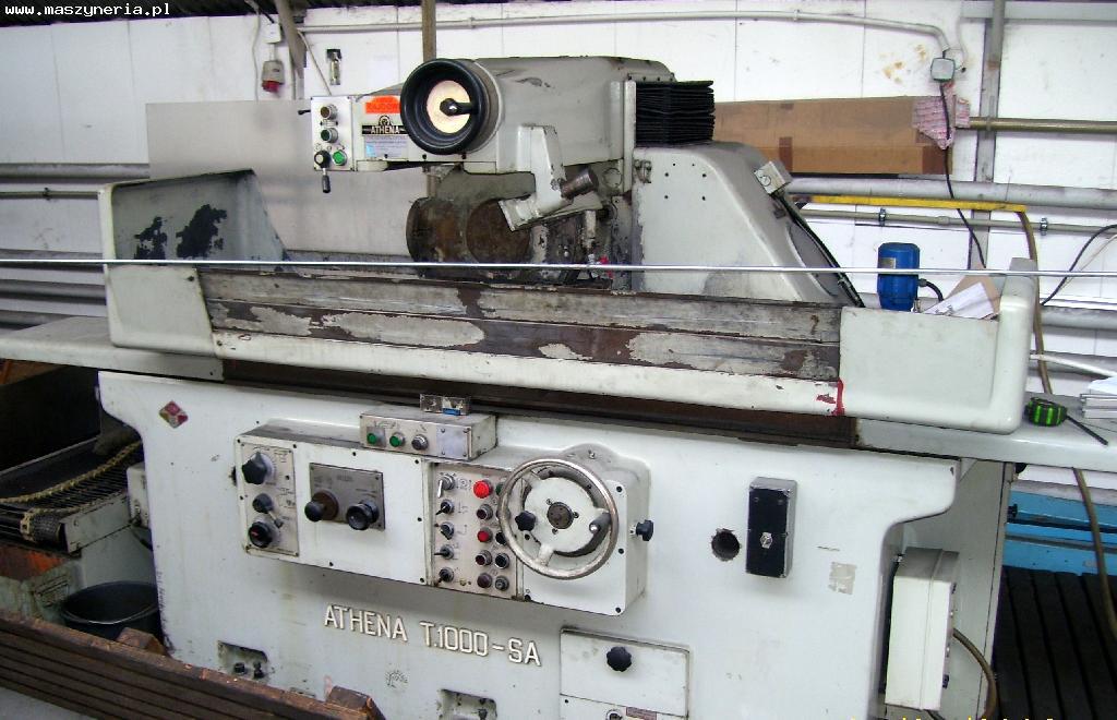 Szlifierka do płaszczyzn ATHENA T.1000-SA