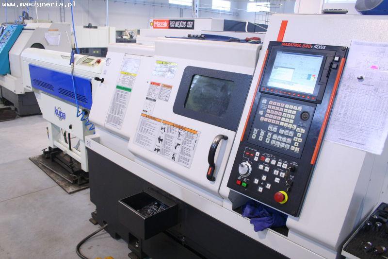 Tokarka CNC MAZAK QTN 150