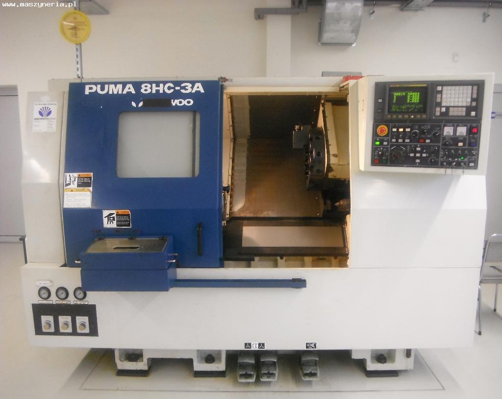 Tokarka CNC DAEWOO PUMA 8HC-3A