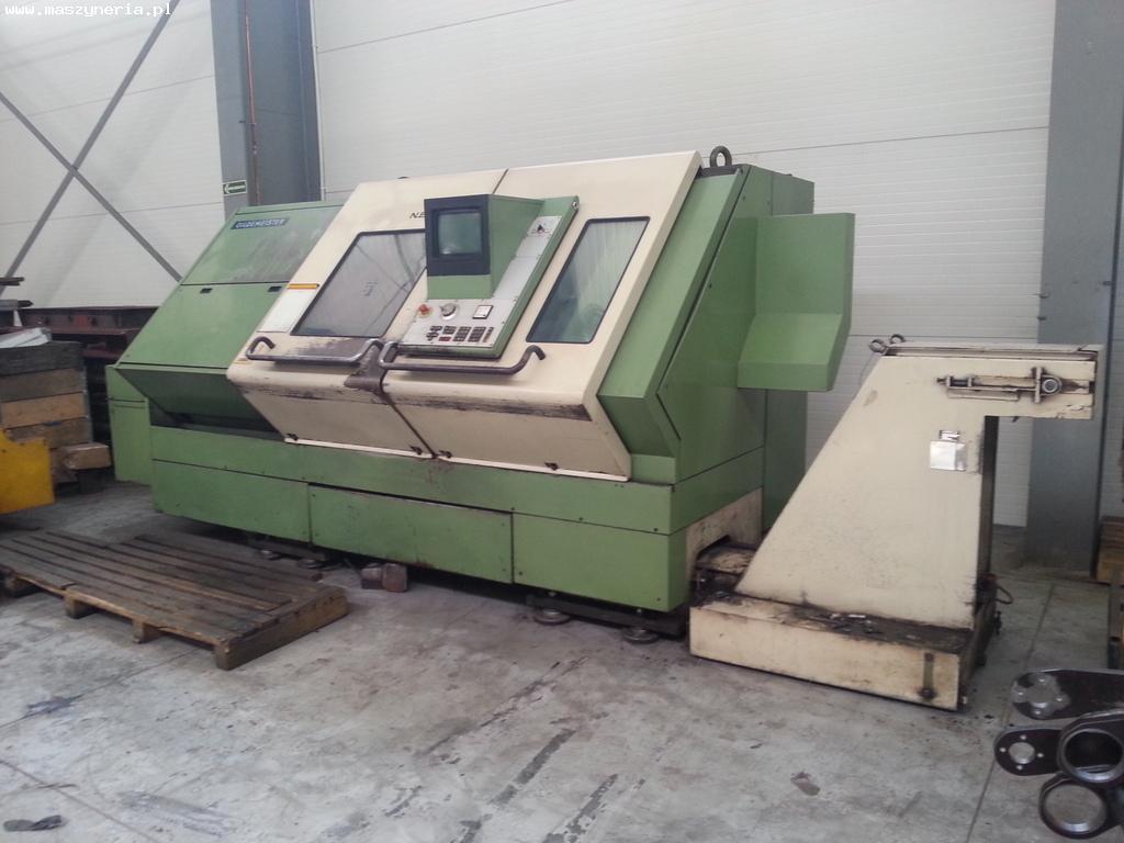 Tokarka CNC GILDEMEISTER NEF CT-60