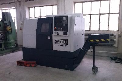 TOKARKA CNC SPINNER TC 42-MC. Foto1