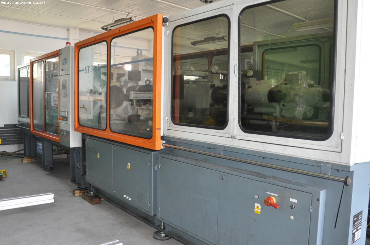 Wtryskarka PONAR ŻYWIEC UT 340 T