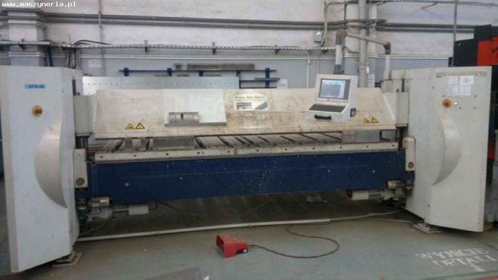Zaginarka do blachy SCHROEDER SPB 3200/3 CNC
